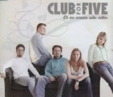 Club For Five - Ei se vaan ole niin PROMO CDS (VG+/M-) -a cappella/pop-