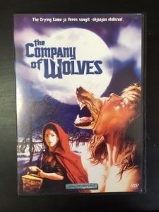 Company Of Wolves DVD (VG+/M-) -kauhu-