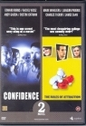 Confidence / Fuck The Rules DVD (M-/M-) -jännitys/draama-