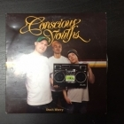 Conscious Youths - Don't Worry CDS (VG/VG) -hip hop-