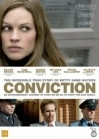Conviction DVD (M-/M-) -draama-