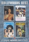Hollywoods Best (Courage To Love / Wildflowers / My Boyfriend's Back / Martians Go Home) 2DVD (M-/M-) -draama/komedia-