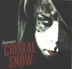 Cristal Snow - The Prophecy CD (VG+/M-) -electropop-