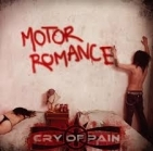 Cry Of Pain - Motor Romance PROMO CDS (M-/M-) -heavy metal-