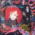 Culture Club - Waking Up With The House On Fire LP (VG+/M-) -new wave-