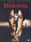 Damages - Kausi 1 3DVD (M-/VG+) -tv-sarja-