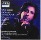 Danielpour - Urban Dances / Psalms / The Enchanted Garden / Quintet For Piano & Strings CD (VG+/M-) -klassinen-