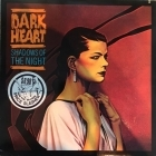 Dark Heart - Shadows Of The Night LP (M-/VG+) -heavy metal-