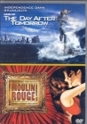 Day After Tomorrow / Moulin Rouge 2DVD (VG+[dvd1]M-[dvd2]/M-) -toiminta/musikaali-