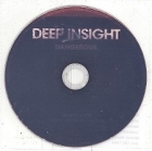 Deep Insight - Dangerous PROMO CDS (VG+/-) -emo/pop rock-