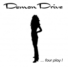 Demon Drive - ...Four Play! CD (M-/M-) -hard rock-