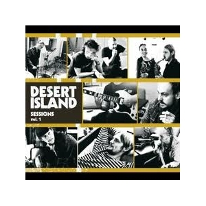 Desert Island Sessions CD (VG+/VG+) -indie rock-