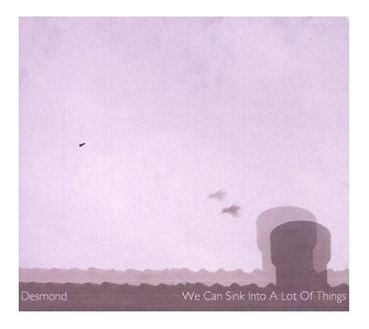 Desmond - We Can Sink Into A Lot Of Things CD (M-/VG+) -folk pop-