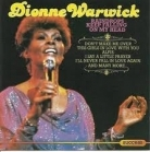 Dionne Warwick - Raindrops Keep Falling On My Head CD (M-/VG+) -soul-