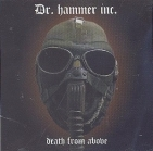 Dr. Hammer Inc. - Death From Above CD (VG+/M-) -heavy metal/hard rock-