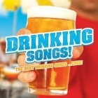 Drinking Songs! CD (VG+/M-)