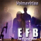 EFB (Eve Forsman Band) - Voimavirtaa CDS (VG+/VG+) -pop rock-