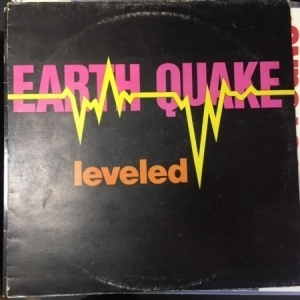Earth Quake - Leveled LP (VG+/VG) -power pop-