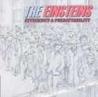 Einsteins - Efficiency & Predictability CDEP (VG+/M-) -alt rock-