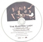 Electric Lady - Secret Love PROMO CDS (VG+/-) -hard rock-