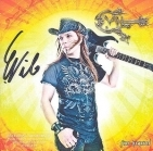 Elias Viljanen - Fire-Hearted (signed by Elias Viljanen) CD (M-/M-) -prog metal-