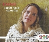 Emmi - Into The World PROMO CDS (VG+/M-) -pop rock-