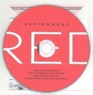Espionnage - Red CDS (VG/-) -folk pop-