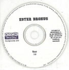 Ester Brohus - Rose PROMO CDS (VG+/-) -country/folk rock-