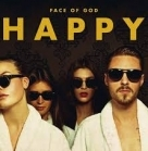 Face Of God - Happy CDS (VG+/M-) -hard rock-