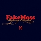 Fake Moss - Highway Extended CD (M-/M-) -indie/gothic rock-