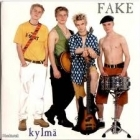 Fake - Kylmä CDS (VG+/VG) -pop rock-