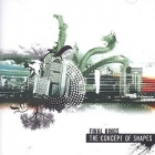 Final Kings - The Concept Of Shapes CDEP (VG+/M-) -hardcore/crossover-