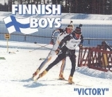 Finnish Boys - Victory CDS (VG+/M-) -dance/tekno-
