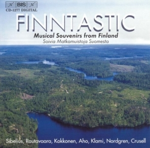 Finntastic (Musical Souvenirs From Finland) CD (VG+/M-) -klassinen-