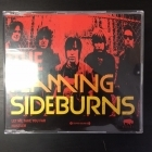 Flaming Sideburns - Let Me Take You Far CDS (M-/M-) -garage rock-