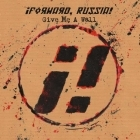 Forward, Russia - Give Me A Wall CD (VG/VG+) -indie rock-