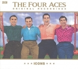 Four Aces - Icons 2CD (M-/M-) -pop-