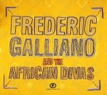 Frederic Galliano And The African Divas - Frederic Galliano And The African Divas (limited edition) 2CD (VG+/M-) -house-