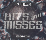 Freza - Hits And Misses 2006-2012 CD+DVD (M-/VG+) -power pop-