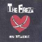 Freza - On Stage! CDEP (M-/M-) -power pop-