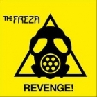 Freza - Revenge PROMO CDS (M-/M-) -power pop-