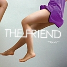 Friend - Sports CDEP (VG+/VG+) -indie rock-