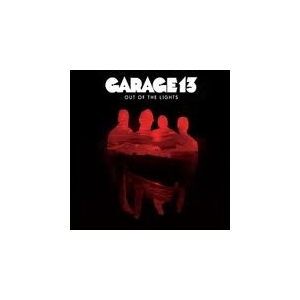 Garage 13 - Out Of The Lights CD (M-/VG+) -garage/punk rock-