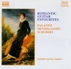 Gerald Garcia - Romantic Guitar Favourites CD (M-/M-) -klassinen-
