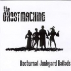 Ghostmachine - Nocturnal Junkyard Ballads CDEP (M-/M-) -folk/blues rock-
