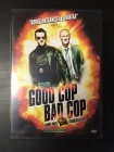 Good Cop, Bad Cop DVD (VG+/M-) -toiminta-