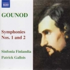 Gounod - Symphonies Nos. 1 And 2 CD (M-/M-) -klassinen-