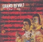 Grand Revolt - Trust Me CDEP (VG+/M-) -hard rock-