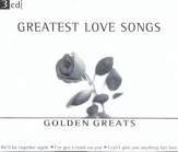Greatest Love Songs - Golden Greats 3CD (M-/M-)