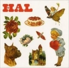 Hal - Hal CD (VG+/M-) -indie rock-